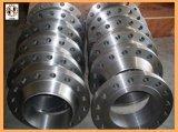 Aleación cuadrada de acero al carbono A105 SAE brida con dibujo