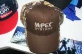 Sombreros planos de la gorra de béisbol de encargo del bordado