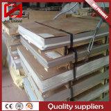 Plaque duplex 2205 2507 de feuille d'acier inoxydable