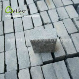 Atacado Natural G654 Sesame Black Granite 5cm Thickness Driveway Cube
