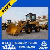 Mini cargador competitivo de la rueda, mini cargador Zl12 a de 1.2 toneladas con el precio bajo