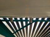 Calentador de agua solar del tejado en Kenia