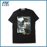 Afgedrukte T-shirt van de Manier van de douane de Unisex-Katoen