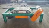 Rcykベルトの冶金学のための自動クリーニング式鋼鉄装甲ベルトの常置磁気鉄の分離器。 工場を開拓する鉄