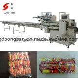 지류를 가진 회의 빵 포장 기계
