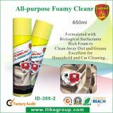 Aerossol do líquido de limpeza da espuma para as superfícies múltiplas (GV do ALCANCE de RoHS)