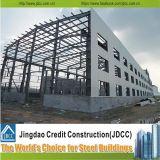 Edificios prefabricados de la estructura de acero de la alta calidad