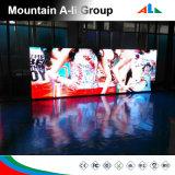 P6 panneau extérieur de signe d'affichage visuel de l'IMMERSION LED pour la publicité