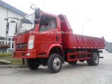 中国第1 4X4 Sinotrukの小型か小さいダンプトラック