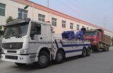 camion lourd d'épave de Sinotruk de camion de secours routier 30t