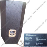 C5212 Single 12 Inches 쌍방향 Box Bar Speaker