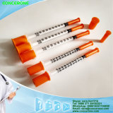 Use personale Insulin Syringe con Ultra Fine Needle 0.5ml