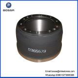 Pièces de rechange automatiques de DAF du tambour de frein 0365579