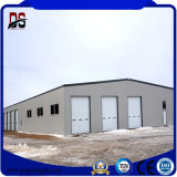 Nueva estructura de acero prefabricada para la fábrica