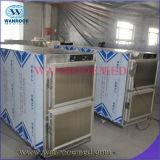 2개의 시체를 위한 Ga302 매장 냉장고