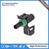 Boîtier de câblage automobile Stockage du temps Raccords de fil avec joint de contact