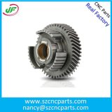 Verschiedene Bauteile, die Teile, Befestigungsteil-Teile, Metalteile, CNC-Autoteile maschinell bearbeiten
