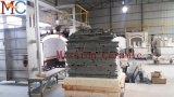 ISO que pressiona o cadinho cerâmico da alumina