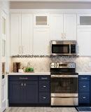 De Welbom da madeira contínua de Hight da qualidade gabinete 2016 de cozinha modular