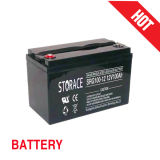 Gel colloïdal Batteries 12V 100ah pour Solar Power System