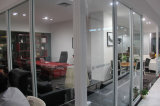 Demoutable Glass Walls for Office