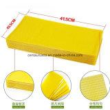 Fondamento giallo puro del pettine del miele di 100% con l'alta qualità