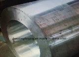 Cylindre chaud d'acier allié de pièce forgéee de matériau pour produire de la station