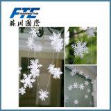 Fiocco di neve di natale utilizzato nella cerimonia nuziale/partito