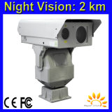 3km Night Vision Long Range IR SurveillanceレーザーPTZ Camera
