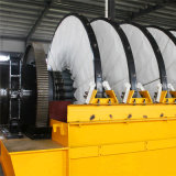 Filtre à disques de vide de minerai d'exploitation pour le traitement des eaux
