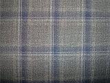 Tela multilínea de la verificación del juego de Polyeter de las lanas