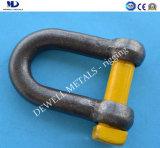Grillo negro del acero de carbón C45 Trawing Dee