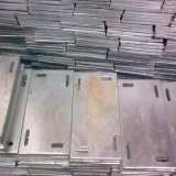 Steel Plate Cutting Processing의 기계 Parts 또는 Auto Parts