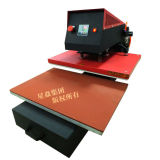 Xy-042A pneumatische einzelne Station-Textilwärme-Presse-Maschine