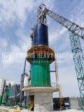 2017 Yuhong Installatie Met gas van de Oven van de Kalk van het Ontwerp 50-200tpd de Natuurlijke Verticale