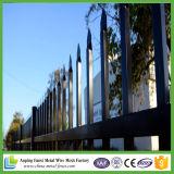호주를 위한 2.1m X2.4m 안전 말뚝 울타리
