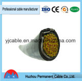 L'isolation de cuivre 3 de PVC de Condcutor creuse le fil de câble de commande de 4 faisceaux, port de 450/750V Kvv/Kvvpningbo/Shanghai