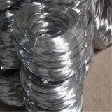 Zink beschichtete Heiß-Eingetauchten galvanisierten Eisen-Draht von der Fabrik