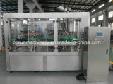 Machine de remplissage carbonatée de boissons pour la bouteille en verre
