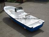 Barca del blu marino dell'oceano dell'yacht del Panga della barca di pesca marittima di Liya 7.6m