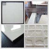 Porcelanato 54 Weiße-super weiße Polierporzellan-Fliese (J6T00)