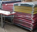 Scheda di plastica della plastica del PVC della lamiera sottile del PVC del PVC della lamiera sottile variopinta della gomma piuma