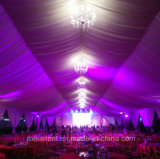 300 carpas del suelo de la tienda de la ceremonia de boda de la guarnición de las personas para la venta