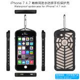 Móvil de la fábrica/caja impermeables directos del teléfono celular para el iPhone 7/7 más