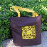 Kundenspezifisches Firmenzeichen gedruckter Baumwollstrand-Beutel-Großverkauf