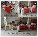 Machine de découpage de feuille de rouleau de qualité pour le Nonwoven de papier de film plastique