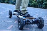 Drahtloses Fernsteuerungs weg Straße Hoverboard 4 vom Rad-elektrischen Skateboard