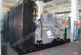 Ce/CIQ/Soncap/ISO 승인을%s 가진 Cummins Engine Kta50-G3를 가진 1275kVA 침묵하는 디젤 엔진 발전기