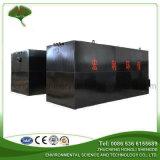 Tratamiento de aguas residuales combinado chino para quitar las misceláneas de las aguas residuales que broncean
