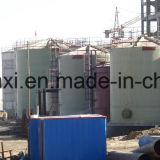 De Verticale of Horizontale Tanks van de Opslag FRP voor Chemische producten en Industrie